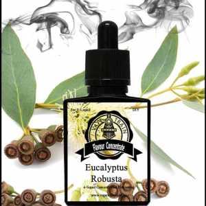Eucalyptus Robusta Flavour Concentrate DIY for e-liquid Recipe Making