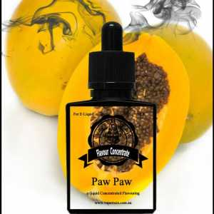 Paw Paw Concentrate DIY for e-liquid Recipe