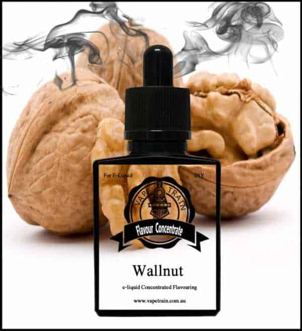 Walnut Concentrate DIY for e-liquid Recipe