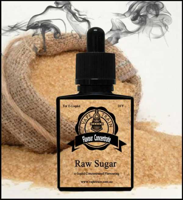 Raw Sugar Flavour Concentrate DIY for e-Liquid Recipe
