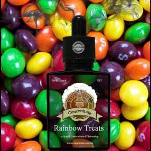 "Rainbow Treats ""One Shot"" Concentrate for e-Liquid Recipes"