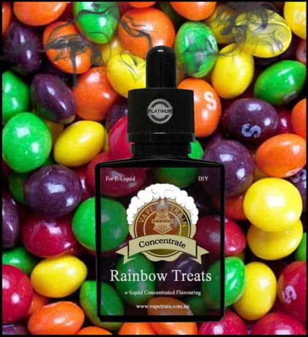 "Rainbow Treats ""One Shot"" Concentrate for e-Liquid Recipes"