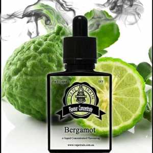 Bergamot Flavour Concentrate DIY for e-Liquid Recipe