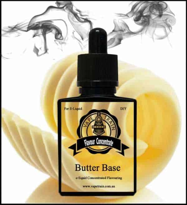 Butter Base Flavour Concentrate DIY for e-Liquid Recipe