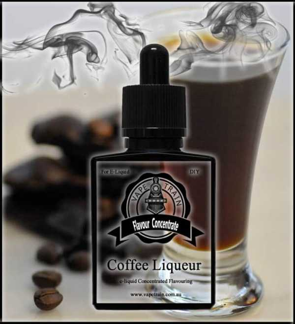 Coffee Liqueur Flavour Concentrate DIY for e-Liquid Recipe