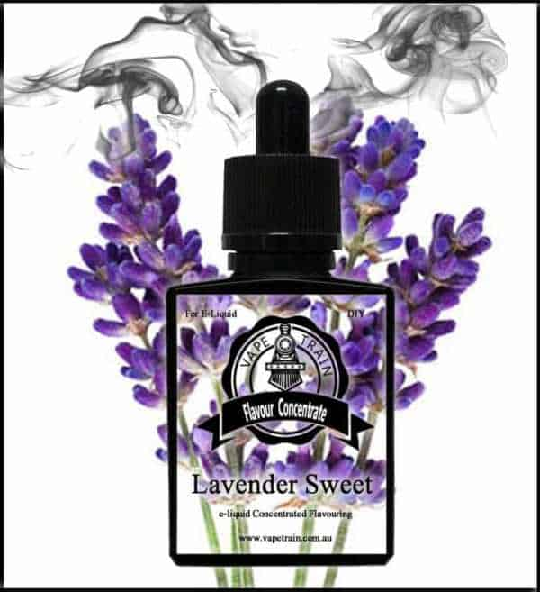 Lavender Sweet Flavour Concentrate DIY for e-Liquid Recipe