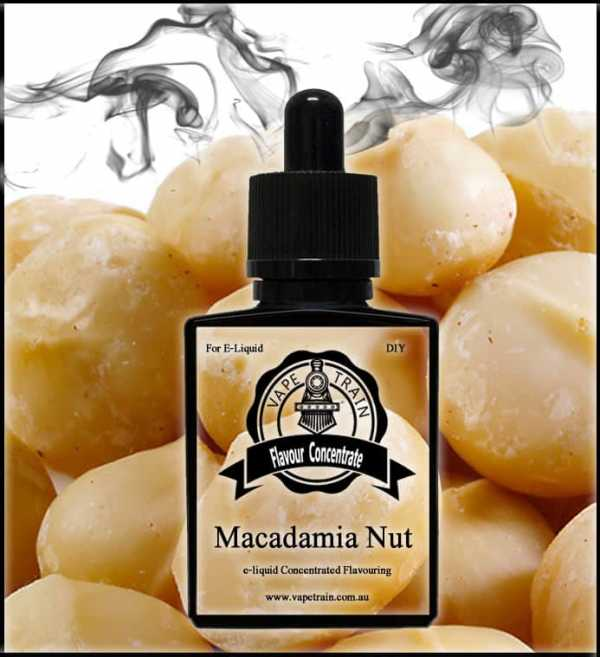 Macadamia Nut Flavour Concentrate DIY for e-Liquid Recipe