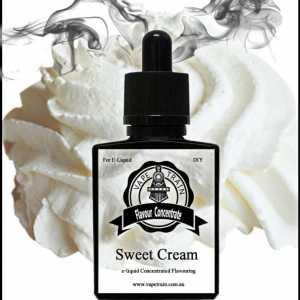 Sweet Cream Flavour Concentrate DIY for e-Liquid Recipe
