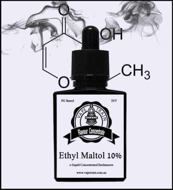 Ethyl Maltol 10% in PG Sweetener DIY e-Liquid Enhancer
