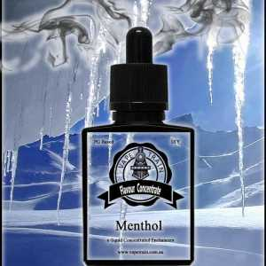 VTA Menthol 10% in PG Concentrate DIY for e-liquid Recipe