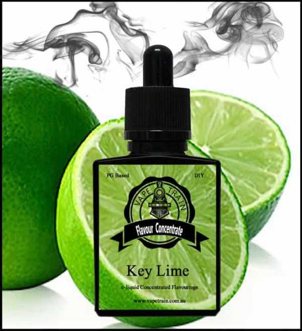 Vape Train Key Lime