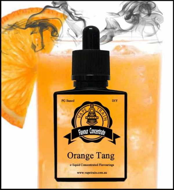 Orange Tang Concentrate DIY for e-Liquid Recipe