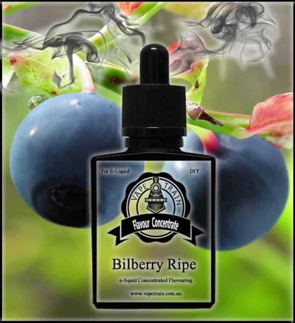 Bilberry Ripe Flavour Concentrate DIY for e-Liquid Recipe