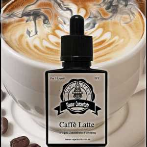 Caffè Latte Flavour Concentrate DIY for e-Juice Recipe