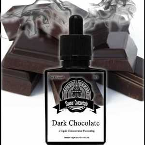 Dark Chocolate Flavour Concentrate DIY for e-Juice Recipe