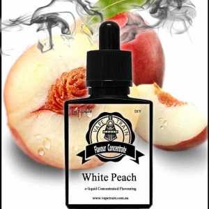 White Peach Flavour Concentrate DIY for e-Liquid Recipe