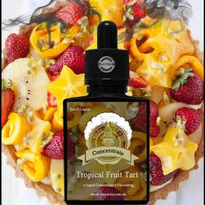 Tropical Fruit Tart FLAVOR Concentrates One Shot Flavours