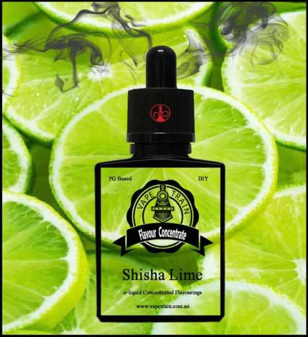 VTA Shisha Lime Flavor Concentrate ejuice making DIY