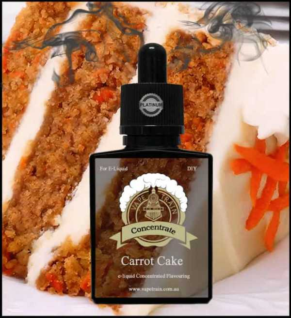 Carrot Cake Flavour Concentrate One Shot