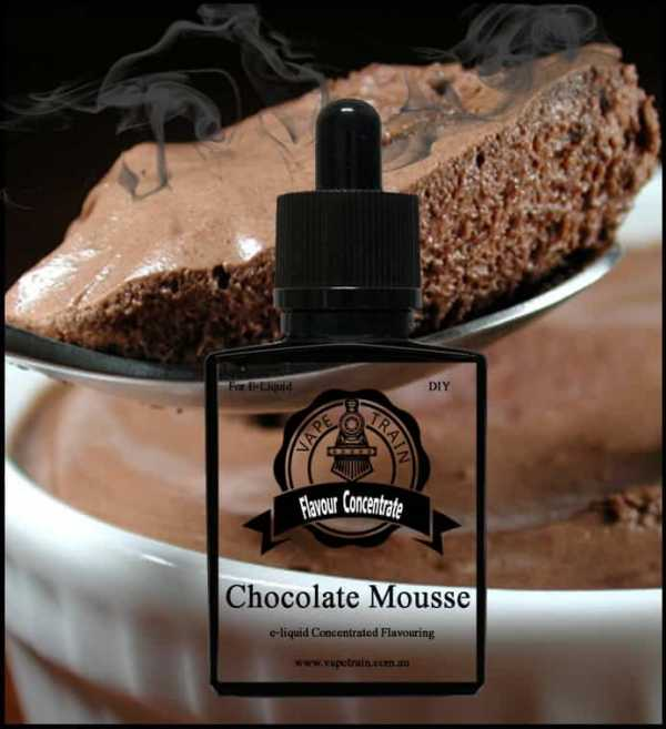 Chocolate Mousse Flavor Concentrate DIY ejuice e-liquid making