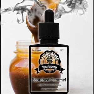 Scorched Caramel DIY Flavor Concentrate eJuice DIY