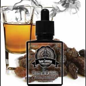 VT Rum & Raisin DIY Ejuice Flavor Mixing eliquid base